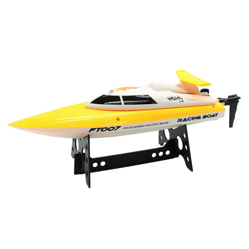 ФОТО New 2.4G FT007 remote control Boat RC Speedboat children's toy gift