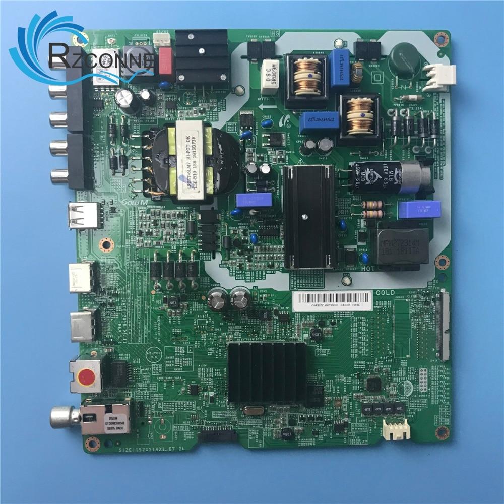 Motherboard Mainboard Card For SAMSUNG VN43US100 UA43NU6000JXXZ BOEI430WQ1
