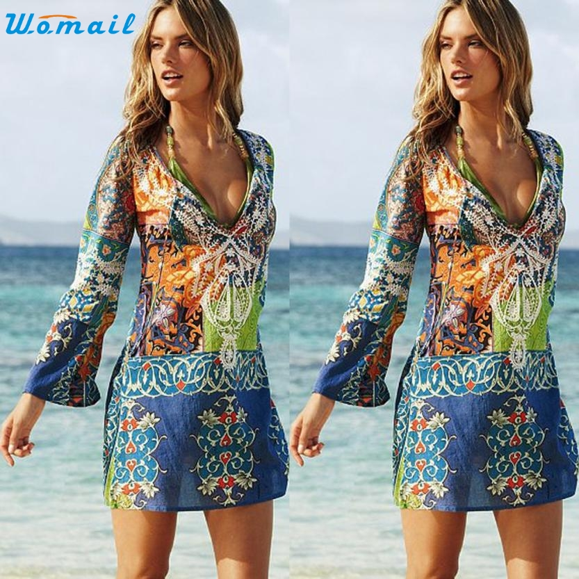 f12f32a305 2017 Beach Chiffon Cover Up Dress Sarong Bathing Suit Coverups Beach tunic Cover  Ups Swimsuit Swimwear Pareo Dec09-in Cover-Ups from Sports & Entertainment  ...
