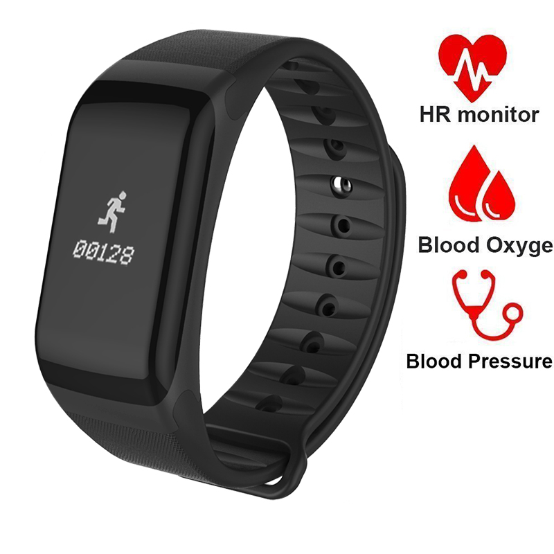 все цены на New Bluetooth Heart Rate Monitor Blood Pressure Smart Watch Men Women Fitness Tracker Smart Wrist Band Bracelet For IOS Android