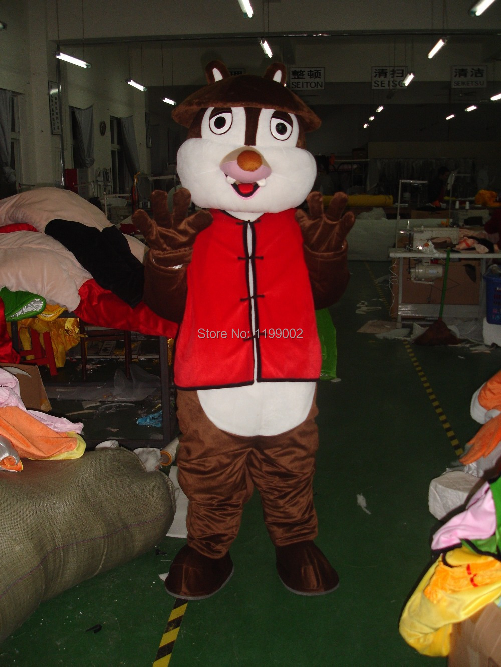 Compare Prices on Squirrel Halloween Costume- Online Shopping/Buy ...