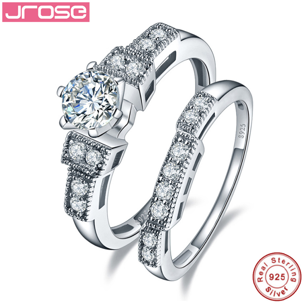 Online Get Cheap Sterling Silver Promise Rings for Couples ...