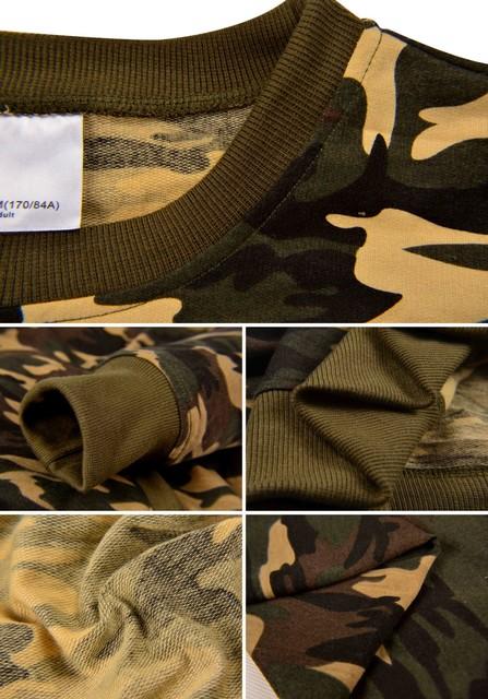 BTS Camoflage Wings Logo Sweater Sweatshirt Pullover Longsleeve