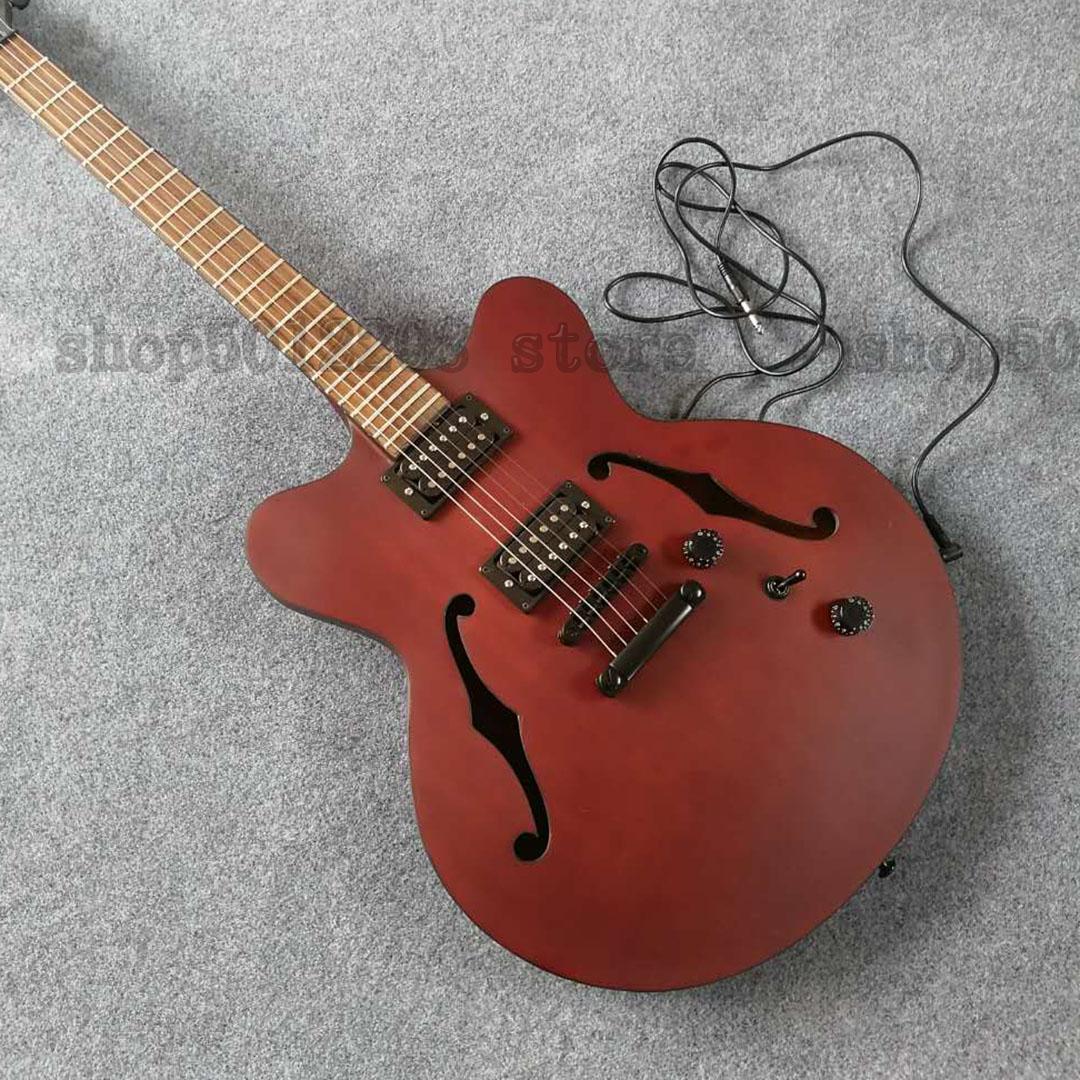 Guitare électrique Jazz hofner