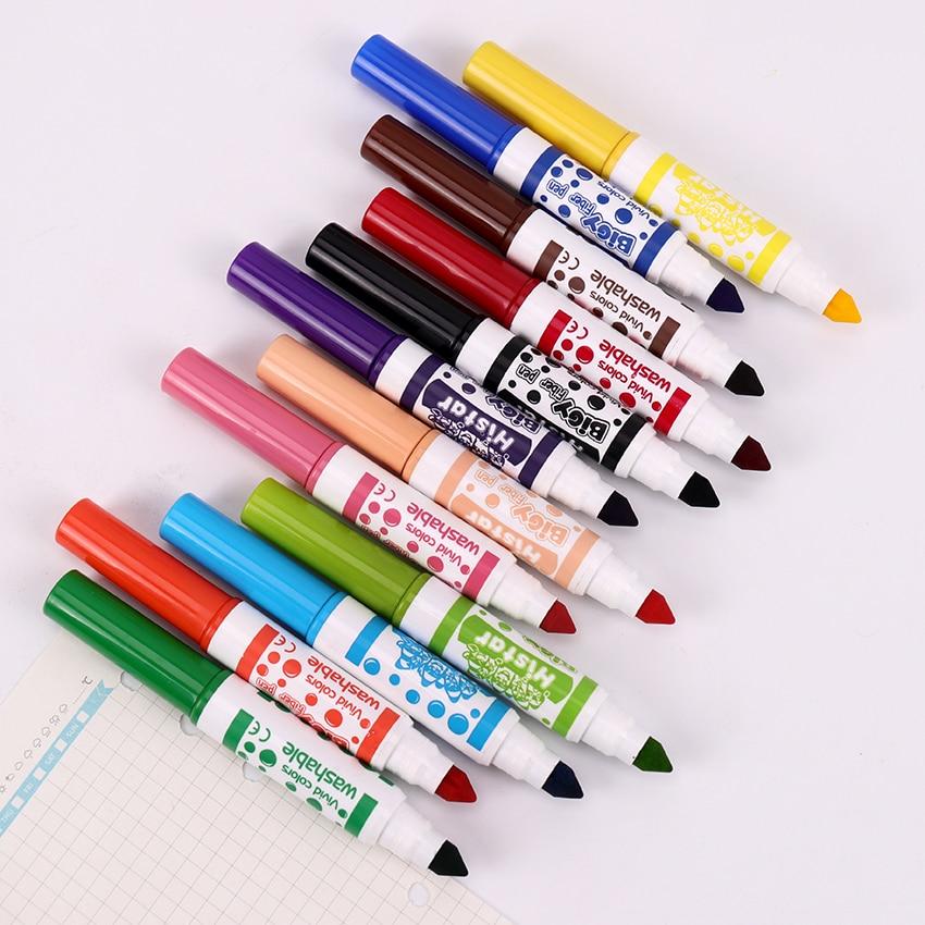 Magic Popcorn Pen 6 PCS Creative Writing Tool High Quality Tool