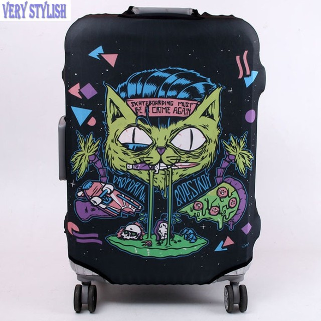 Travel Bag  Trolley Protective Case Suitcase Dust Cover High Quality Luggage Case for 18 To 32 Inches