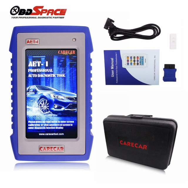 Professional Scanner Fit for BMW CareCar AET-I ABS SRS AT ENG All system Diagnostic Tool DHL