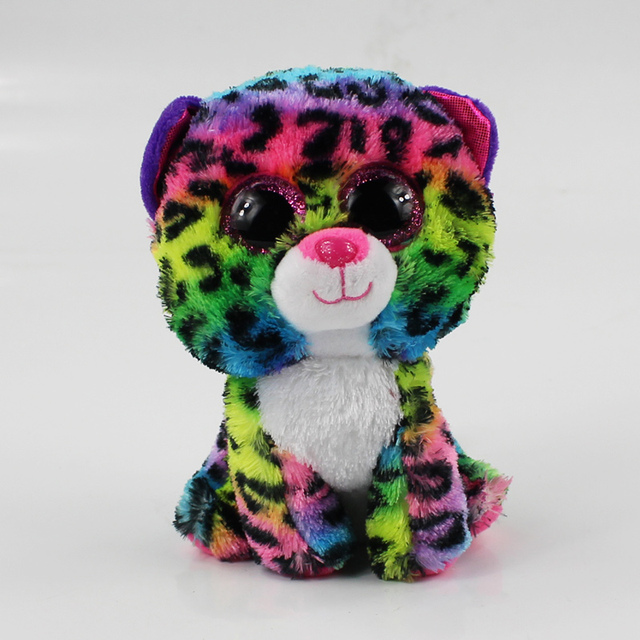 Ty Beanie Boos Plush Baby Toys Beanie Babies Unicorn Owl Pink Dolphin Turtle Penguin Dragon Dog Animals Soft Baby Dolls