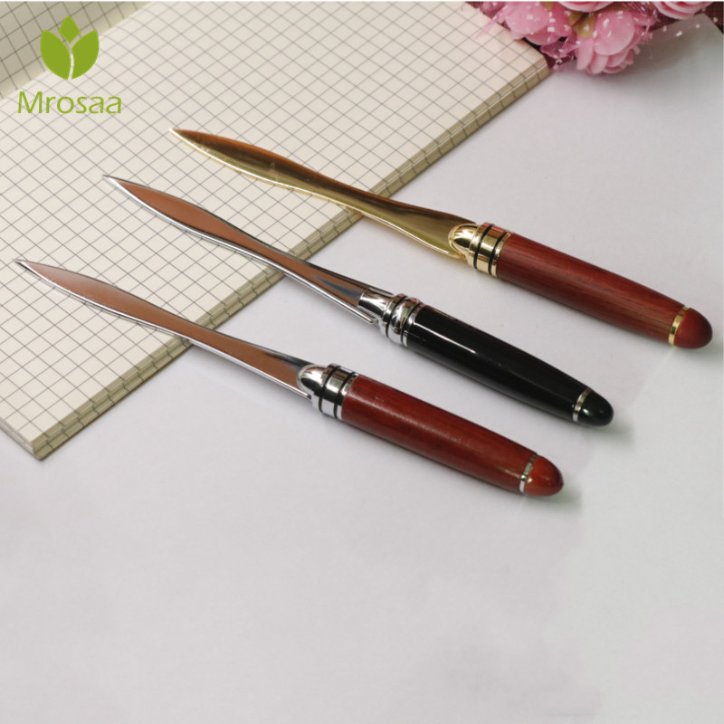 Office & School Letter Opener Office Learning Culture Cut Paper Knife Letter Supplies Pen Split File Envelopes Safty Blade