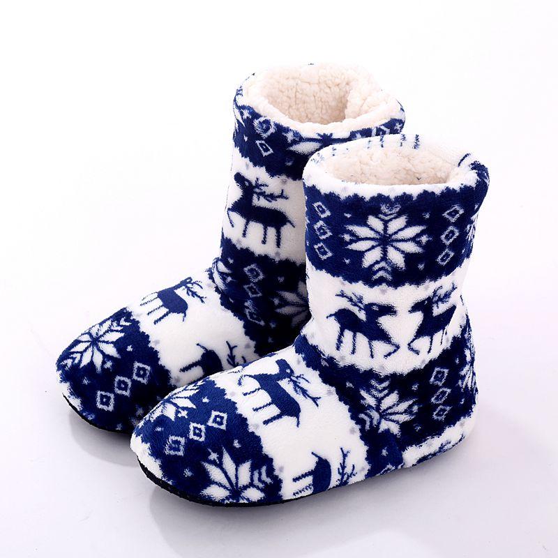 Winter Shoes Women Home Slippers Girl Floor Household ...