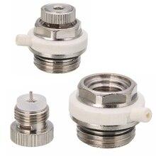 Высококачественный медный полностью автоматический вентиляционный клапан 1/2 дюйма, аксессуар, вентиляционный нагревательный радиатор, запчасти Mayitr