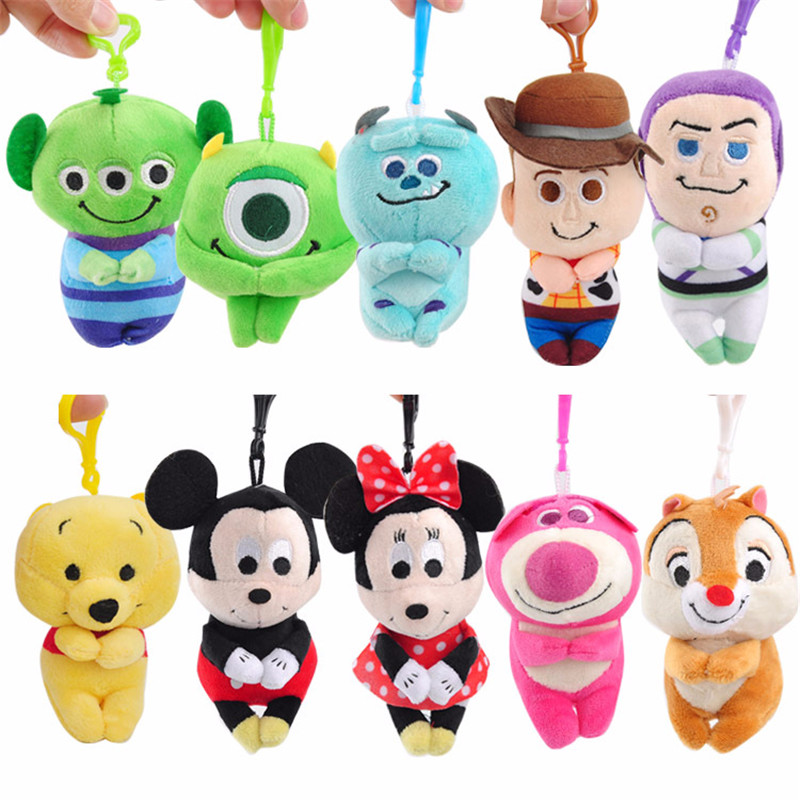 Movie Cartoon Toy Story Beauty and Beast Monsters