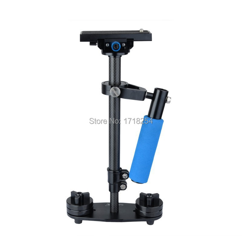 Carbon Fiber DSLR 40CM Video Camera Stabilizer S40 for DSLR camera and DV camcorder steadycam Steadicam gopro hero wi fi роутер tp link cpe210
