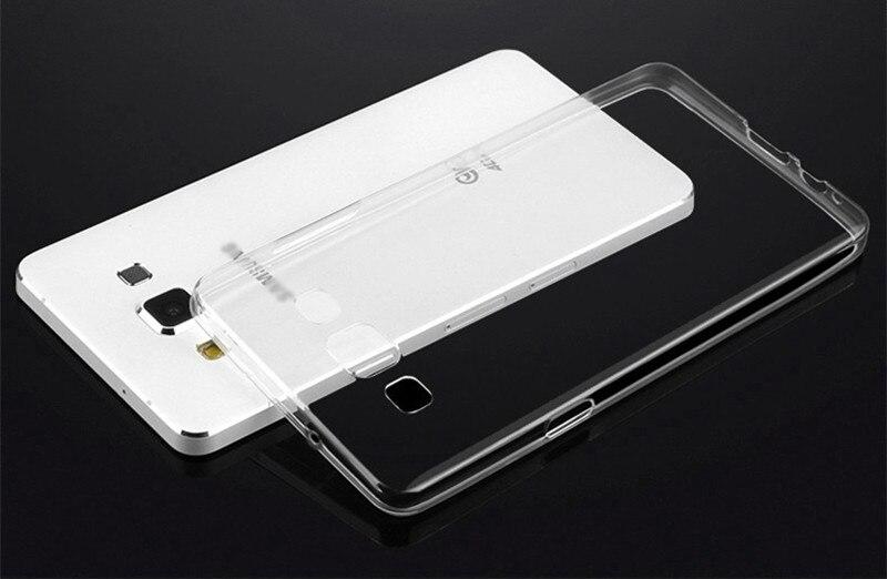 0.3mm Transparent Soft TPU Case For Samsung Galaxy J1 J2 J5 J7 A3 A5 A7 2015TYPE S3 S4 S5 S6 Edge Note2 Note3 Note4 E5