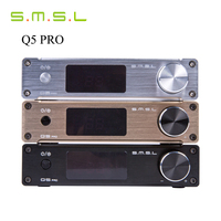 SMSL Q5 50WPC Optical Coaxial USB Digital Amplifier With Remote Control