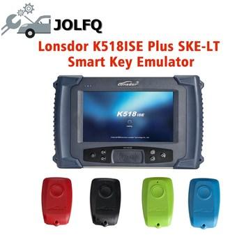Dla wszystkich marek z super funkcją oryginalny Lonsdor K518ISE klucz programujący Plus SKE-LT inteligentny klucz Emulator bezpłatna wysyłka przez DHL tanie i dobre opinie 20cm Wifi 25cm Lonsdor K518ISE K518 Key Programmer plastic metal latest version Analizator silnika 40cm 2018 JOLFQ cable