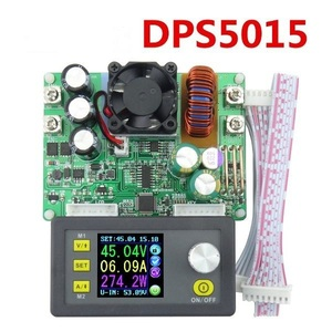 Image 1 - DP50V15A DPS5015 برمجة امدادات الطاقة وحدة مع المتكاملة التيار اللون عرض