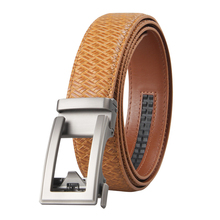 New Designer Popular Luxury Brand Cowhide Leather Belt Men Black Brown Automatic Buckle Business Casual Belts For Men 3.5 Width 2019 mens fashion designer popular belt leather casual luxury business male belts automatic buckle men black brown belt