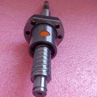 Ball Screw C7 SFU1605 L250 300 400 500 600 650 1000MM W Single Ballnut For CNC