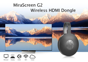 Image 3 - Wechip MiraScreen G2 Tv Stick Wireless Dongle Tv Stick 2.4GHz 1080P HD Chorme cast Support HDMI Miracast Airplay for Android iOS
