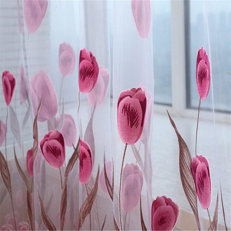 2017 beste home decor gordijnen pure gordijnen voor woonkamer de - Thuis textiel