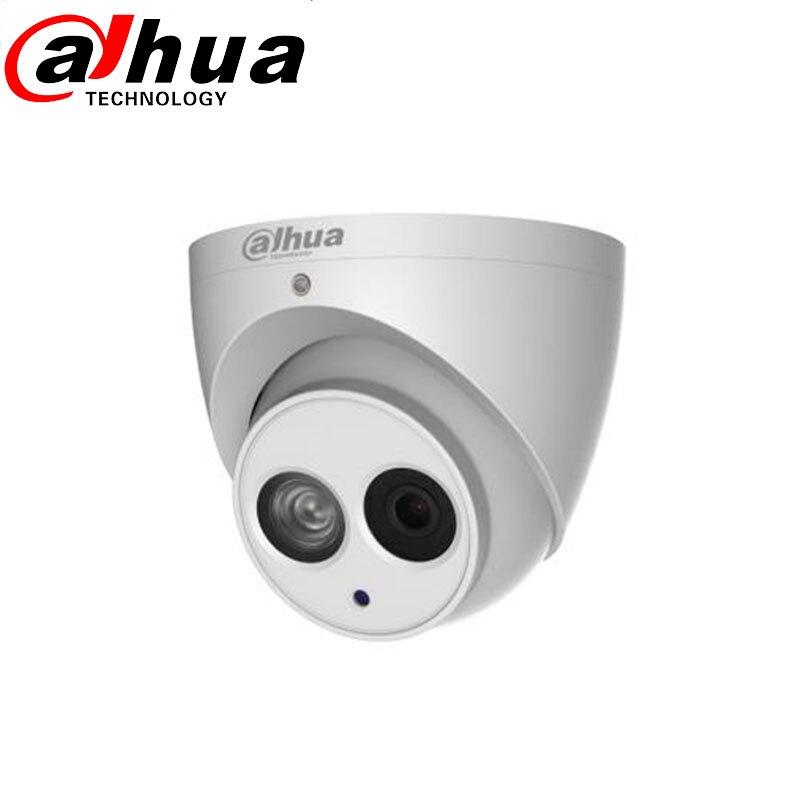 ФОТО Dahua 4MP Full HD Network IR Mini Camera POE cctv network dome DH-IPC-HDW4421C Metal body