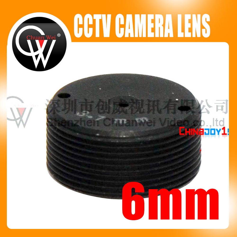NEW 6mm lens CCTV Board Lens m12 FOR Surveillance cctv camera Free ShippingNEW 6mm lens CCTV Board Lens m12 FOR Surveillance cctv camera Free Shipping