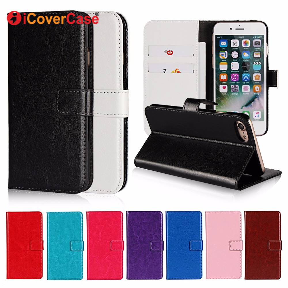 For iPhone 6 7 Plus 8 8plus 6S SE 5S 5C 4 Cases Cover Coque Leather Wallet Bag For Apple iPhone X 5 4S Phone Case Accessory Etui