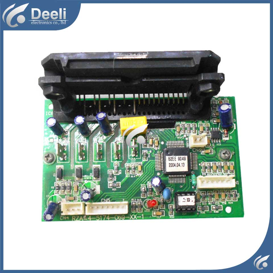 95% new good working new for air conditioning board Inverter module of KFR-2606GW/BP RZA-4-5174-069-XX-1 board air conditioning board kfr 26w 11bp rza 4 5174 181 xx 0 used disassemble
