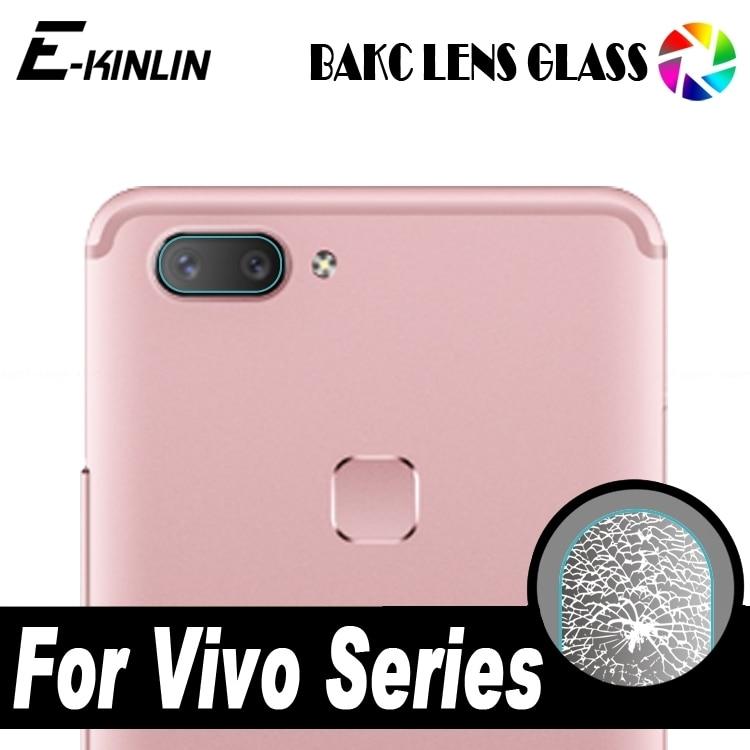 Back Camera Lens Transparent Clear Tempered Glass For BBK Vivo NEX A S X20 Plus X21 UD Z1 Y85 V9 Youth Protector Protective Film