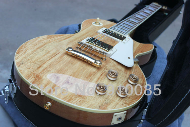 best price paul custom shop standard nature color electric guitar oem accepted free shipping. Black Bedroom Furniture Sets. Home Design Ideas