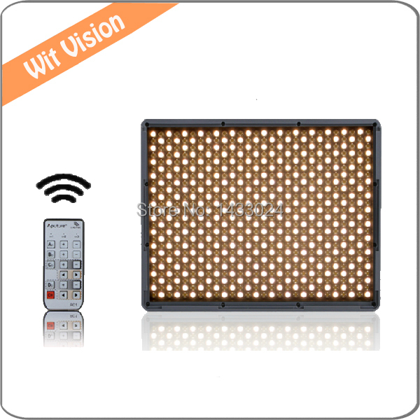 High CRI Bi Color LED Light  Studio Photographic Light Panel With 2.4G Wireless Remote Control Carry Bag For Light Application