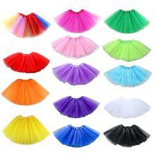 KLV Women Tutu Skirt Layered Organza Lace Mini Skirts High Waist Ballet Tulle