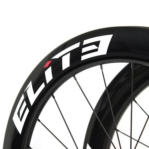 Image 4 - Elite Slr 700c Schijfrem Carbon Racefiets Wiel Grind Cyclocross Wielset Fiets Tubular Clincher Tubeless Lage Weerstand Hub