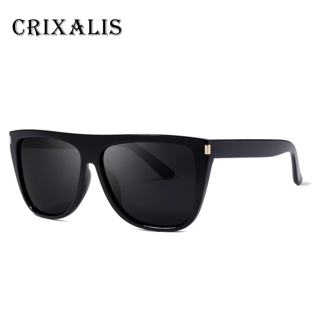 Crixalis Brand Design Polarized Sunglasses Women 2018 Fashion Square ...