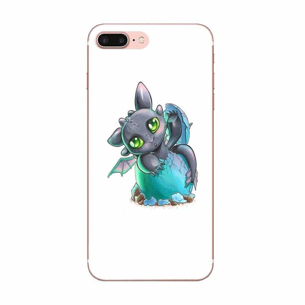 Addestrare Il Vostro Drago Cellulare Nuovo Cassa Del Telefono di Lusso Per il iphone di Apple X XS Max XR 4 4 S 5 5C 5 S SE 6 6 S 7 8 Più