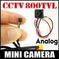 Caméra de sécurité plus petite HD CCTV Mini caméra 800TVL CMOS petit 6.5mm * 6.5mm 12*12 Super petite caméra pour la sécurité à la maison ont câble