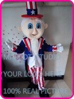 mascot cute uncle sam mascot costume fancy dress anime cosplay cartoon character carnival costume mascotte