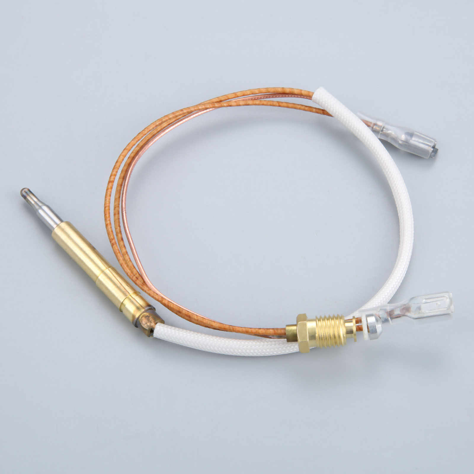 outdoor patio heater thermocouple sensor 350mm groove type 4 8mm terminal with anti down switch