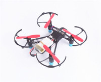 Kingkong Q100 Mini Brushed Room Quadcopter Frame w/ 8520 motors w/ F3 Brush Flight Controller w/ 55mm propeller/