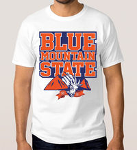 Blue Mountain State BMS T-shirt Go Goats Mens Womens Tee  Printed Round Men T Shirt Cheap Price Top Text