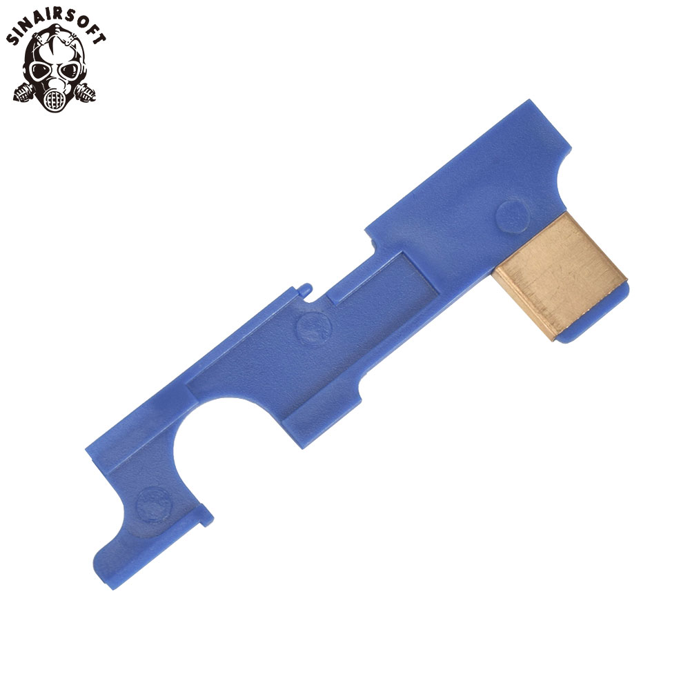 SHS Reinforcement Selector Plate For Airsoft AEG Version 2 Gearbox NB0019 Hunting Accessories
