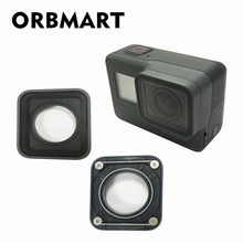 ORBMART Camera Protective Lens Replacement Substitute Cover For Gopro Hero 5 6 7 Black Go Pro 5 Protect Cover(China)