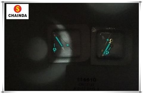 Luminosas para Rlx Relógio de Ouro Genérico Mãos Marinha Prata Calibre 1530 1570 3035 3135 16600 16660 16800 Sub –
