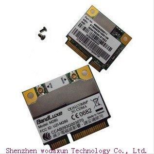 Bandlux M280 3g WWAN Беспроводная мини карта PCI-E EDGE HSPDA 7,2 M