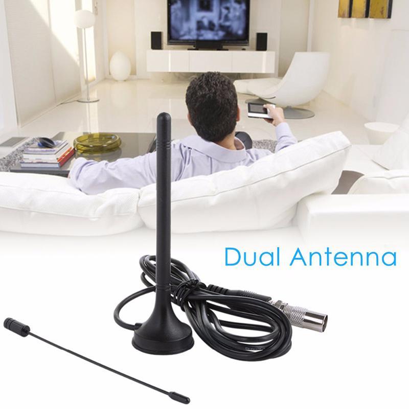 Trèfle d'abeille HD TV antenne HDTV 25DB intérieur antenne numérique amplificateur d'antenne pour DVB-T antenne TV HDTV Box câble r15