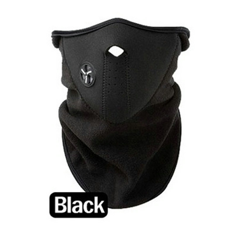 Sport Mask New Neck Warm Half Face Mask Windproof Winter Sport Ride Bike Cycling Mask Ski Mask Outdoors Dust Snowboard Skis