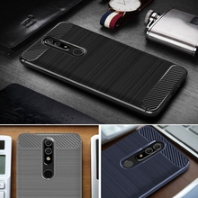 hot deal buy for nokia x5 case nokia x5 cover on for nokia x 5 premium original silicone mix hybrid protective soft she