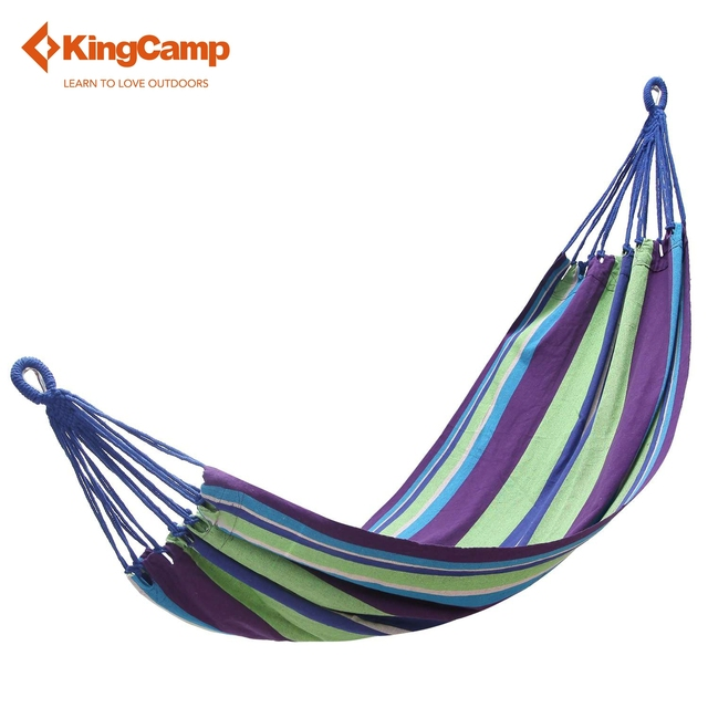 kingcamp colorful stripes wear resisting strengthen poly cotton hammock for camping outdoor hammock for trekking kingcamp colorful stripes wear resisting strengthen poly cotton      rh   aliexpress
