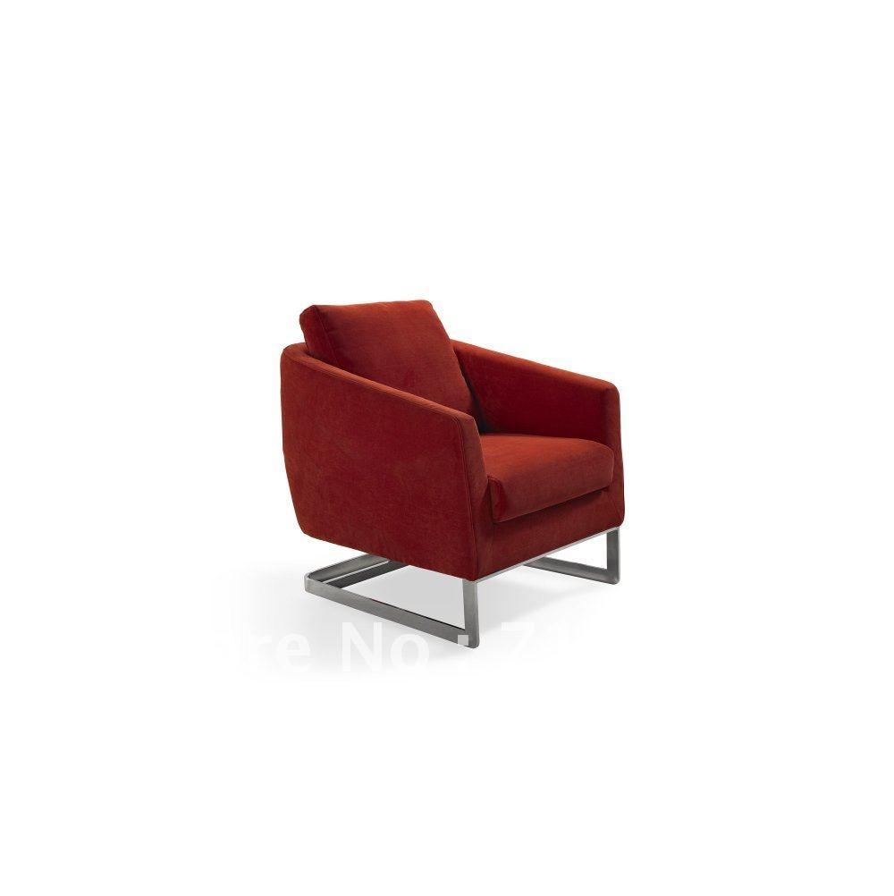 Modern furniture chairs - Modern Furniture New Model Sofa Chair 1 Seat Mcno456